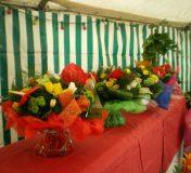 Bouquet rond fleuriste