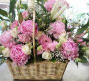 Bouquet rond fleuriste Marseille 11eme