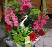 Composition florale 11eme Marseille