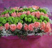 Composition florale fleuriste Marseille 11