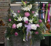 Composition florale Marseille