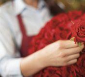 Bouquet de composition florale