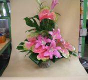Bouquet rond fleuriste Marseille