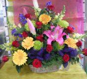 Composition florale fleuriste 13011 Marseille