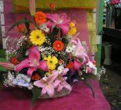 Composition florale artisan 13011